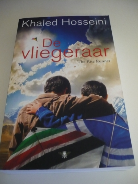 De vliegeraar,the kite runner
