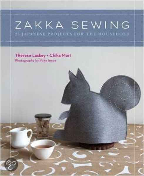 Zakka sewing : 25 Japanese projects for the household