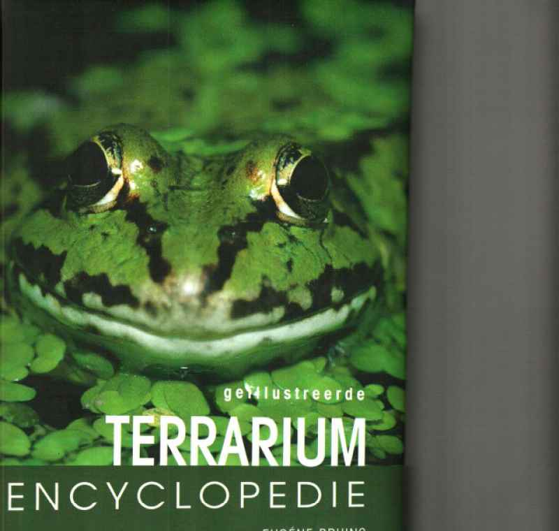 GEÏLLUSTREERDE TERRARIUM ENCYCLOPEDIE