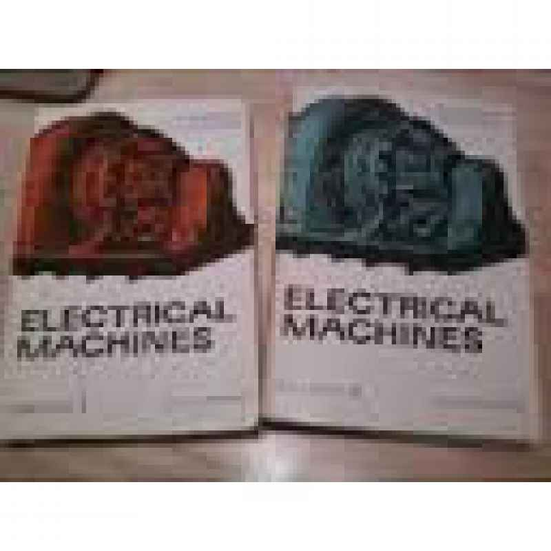 Electrical machines vol 1& 2