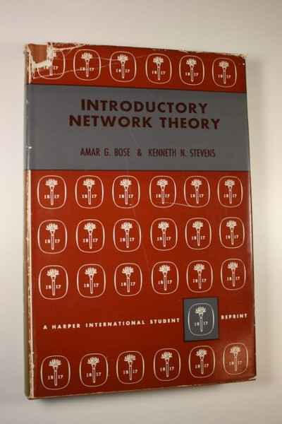 Introductory network Theory