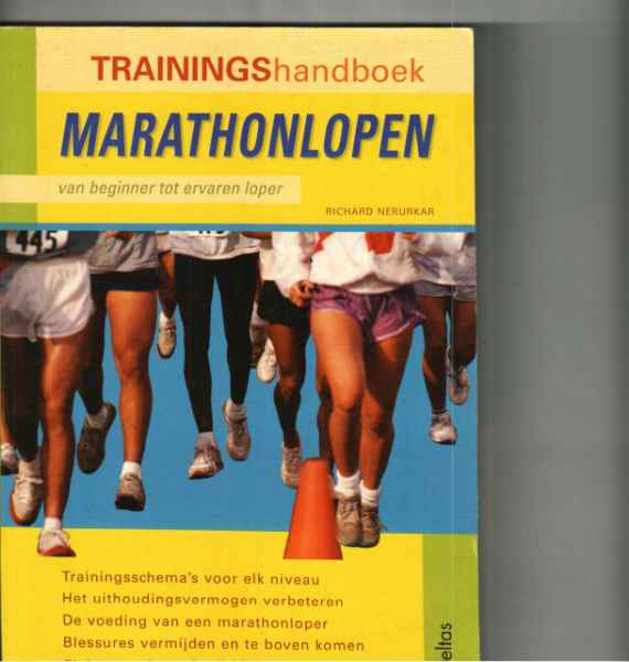 TRAININGSHANDBOEK MARATHONLOPEN