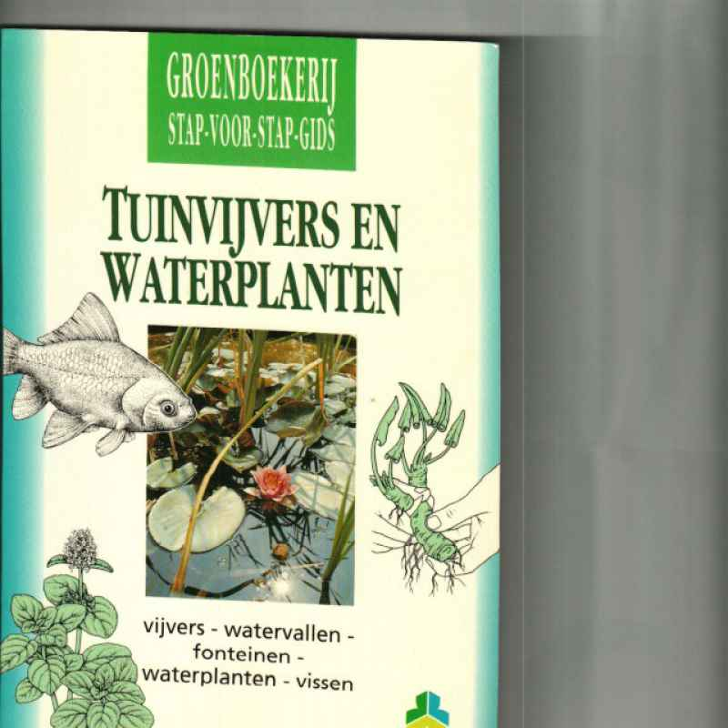 TUINVIJVERS EN WATERPLANTEN
