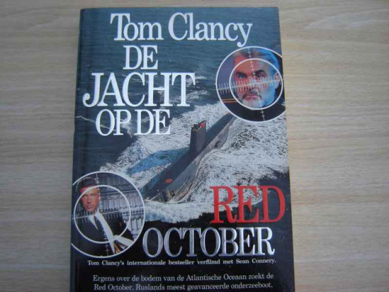 de jacht op red october