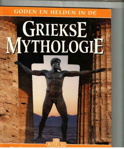 GODEN EN HELDEN IN DE GRIEKSE MYTHOLOGIE