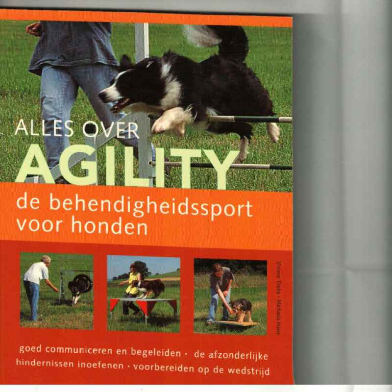 ALLES OVER AGILITY