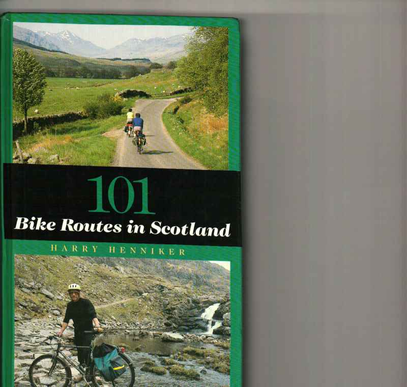 101 BIKE ROUTES IN SCOTLAND