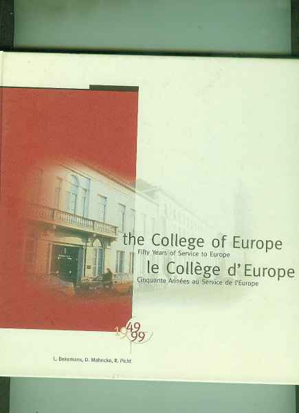 THE COLLEGE OF EUROPE