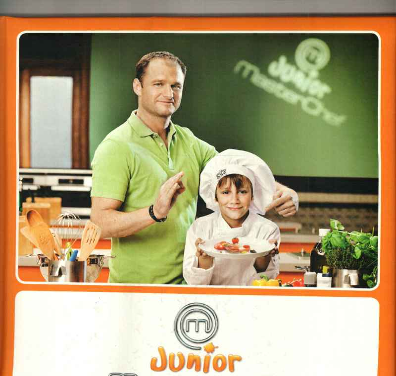 JUNIOR MASTERCHEF