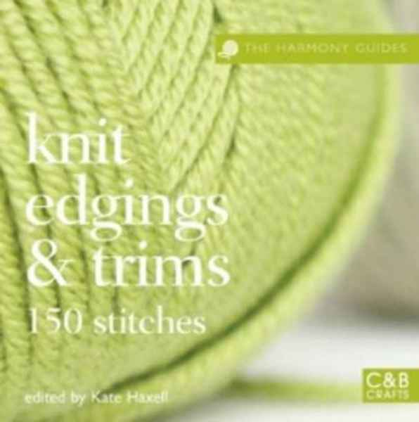 knit edgings & trims