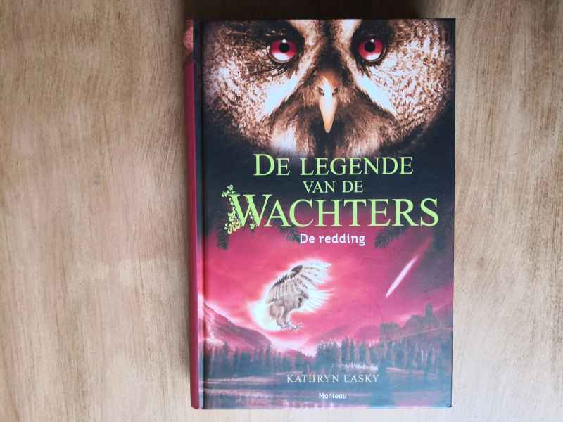 De legende van de wachters : de redding