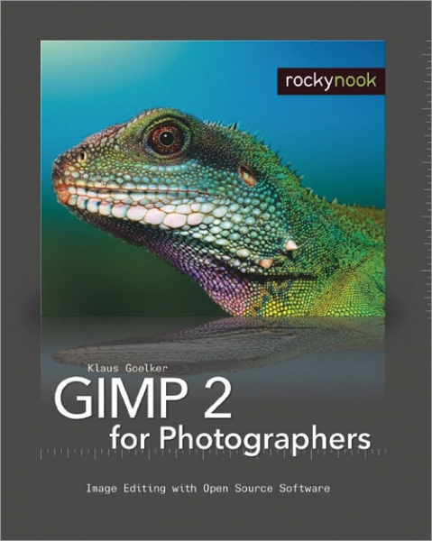 GIMP 2 for photographers,image editing with open source software