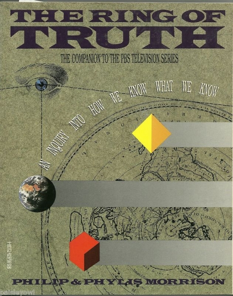The ring of truth,an inquiry into how we know what we know