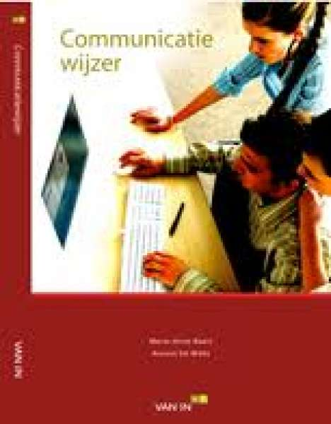 Communicatiewijzer [Tekstboek]