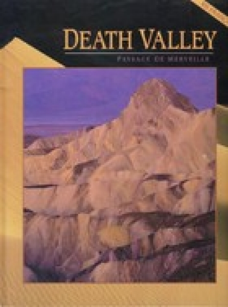 Death Valley, a scenic wonderland